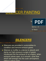 Silencer Painting