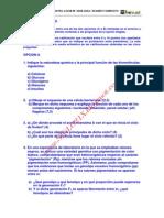 Biologia Selectividad Examen 4 Resuelto Castilla y Leon Www.siglo21x.blogspot