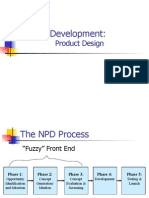 Design and Forecasting