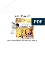 Yes David Book Cover
