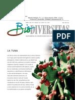 La tuna Producción y diversidadbiodiv68art1