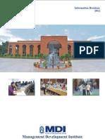 Final Mdi Brochure 2012