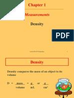 Density