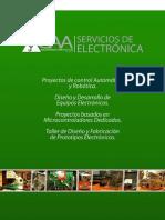 GAA Ingenieria y Proyectos Brochure Español