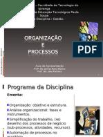 Aula Introdutoria - Prof. Denise e Prof Joao Pacheco