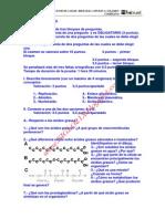 Biologia Selectividad Examen 3 Resuelto Castilla La Mancha Www.siglo21x.blogspot