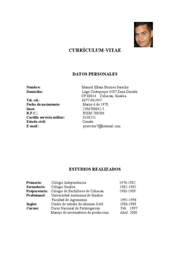 Contemporáneo Ejemplos De Currículum Militar Para Civiles Patrón ...
