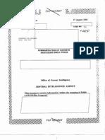Caesar 10A - Summarization of Reports Peceding Beria Purge