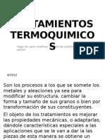 TRATAMIENTOS TERMOQUIMICOS