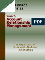 Ch04 - Account Relationship Management