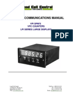 VPI-VSI Communications Manual