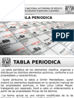 Quimica Unam Tabla Periodica