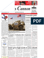 Gonzales Cannon 9-22-11 Issue