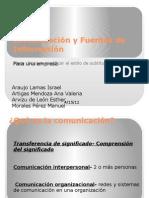 Expo Comunicacion y Fuentes de ion