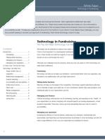 Whitepaper Top Ten Ways Technology Helps Fundraising
