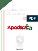 PlanMunicipaldeDesarrollo2009-2012