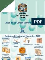 Taller Atlas de los Censos Económicos 2009