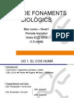 Bloc comú I-Fonaments Biològics-UD1