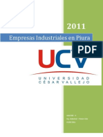 INDUSTRIAS DE PIURA