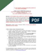 57237223 III COEMCO Modelo e Normas Resumo