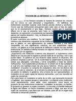 Resumen Para El Parcial de Filosofa 12-07-11 Con Esquema Modif