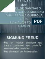 Exosposicion de Freud