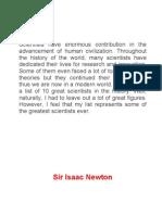 Scientist of the World _Meena_9thAug11