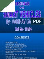 Smart Vehicles New (UPDATED)