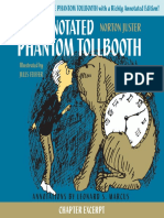 The Annotated Phantom Tollbooth Chapter Excerpt