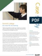SMART Fernhill College case study
