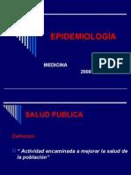 Epidemiologia Definicion y Logros