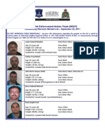 Wanted List September 22, 2011