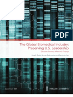 Global Biomedical Industry