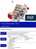 Pharmacy Retail Market India