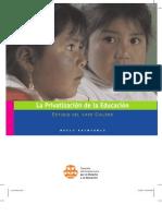 La Educacion Chilena