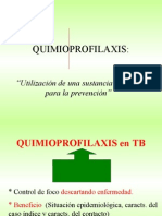 Quimioprofilaxis Clase[1]