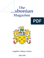 Lisbonian July 2011 Magazine