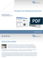 5 Unorthodox Principles of Dashboard Design