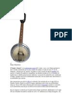 Banjo 4 Cuerdas