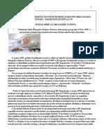 Sakriveni izveštaj UNEP-a posle rata 1999 godine