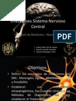 Infecciones Sistema Nervioso Central IV-IX-XI