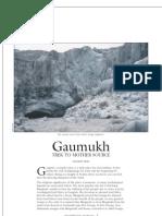 Gomukh - Trek to Mother Source