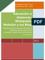 Educación a Distancia-MARY RAMOS