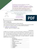 Ofício n. 24787 FÁBRICA FORTALEZA