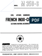 Civil Affairs Handbook French Indochina Section 6