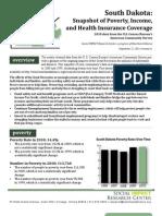 South Dakota Fact Sheet