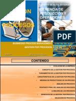 Gestion Por Procesos Business Process Management
