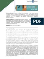 Relatoría VIII Encuentro de directores de medios de comunicación colombianos