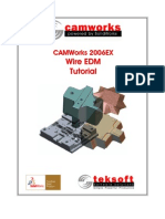 CamWorks EDM