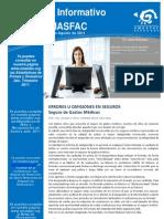 Boletín Informativo AMASFAC No. 244